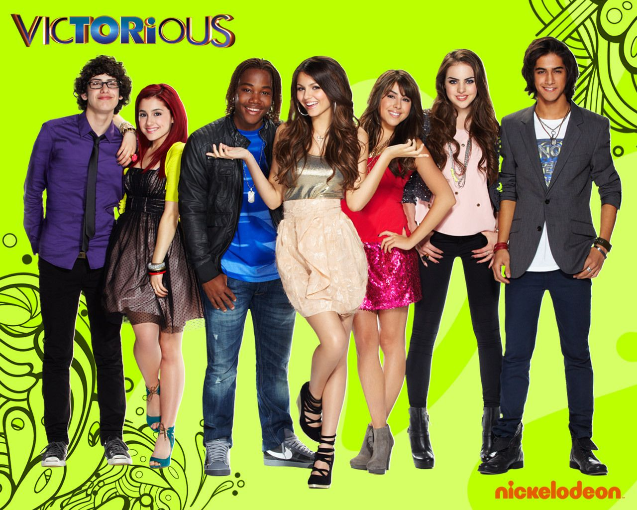 Victorious Casts