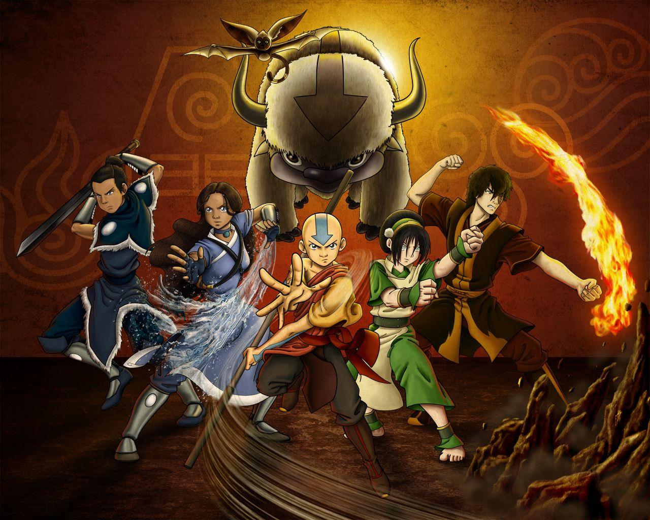 Avatar The Last Airbender X