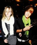 Wallpaper Justin Bieber Emma Watson Romantic And