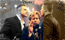 Piper's Pit, Starring Miz&A*Ry  WWE Fan Art (23117632)  Fanpop