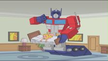 MacFarlane's Cavalcade of Cartoon Comedy ~ 'Sex With Optimus Prime