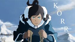 Avatar: The Legend of Korra Korra!!!! :)