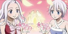 mirajane & lissana  Fairy Tail Photo (25735602)  Fanpop fanclubs