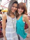 Zendaya and Bella Thorne Zendaya&Bella