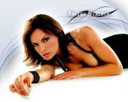 Jolene Blalock» alias «T'Pol»  Star Trek  Enterprise Wallpaper