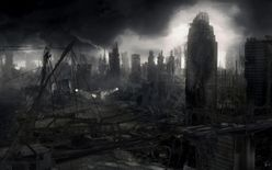 walls of doom  doomsday destruction Wallpaper (31242787)  Fanpop