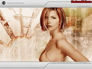 Charisma Carpenter  Charisma Carpenter Wallpaper (31375296)  Fanpop