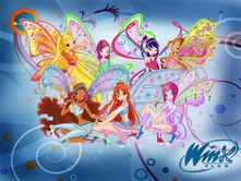Winx Club  The Winx Club Wallpaper (31837134)  Fanpop fanclubs