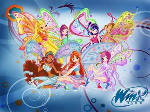 Winx Club - The Winx Club Wallpaper (31837134) - Fanpop fanclubs