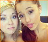 Ariana Grande Ariana Grande and Jennette McCurdy