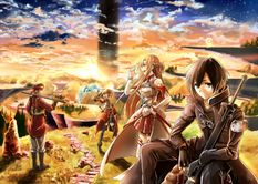 Sword Art Online  Sword Art Online Photo (32494406)  Fanpop fanclubs