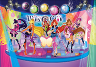 The Winx Club winx music band