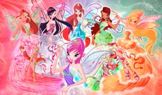 Winx Club Harmonix Wallpaper  The Winx Club Photo (32794163)  Fanpop