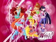 winx club!!  Winx vs. Trix Photo (33223698)  Fanpop fanclubs