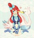 Skyla  Pokemon Skyla Fan Art (34128014)  Fanpop fanclubs