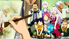 Fairy Tail Fairy Tail Guild