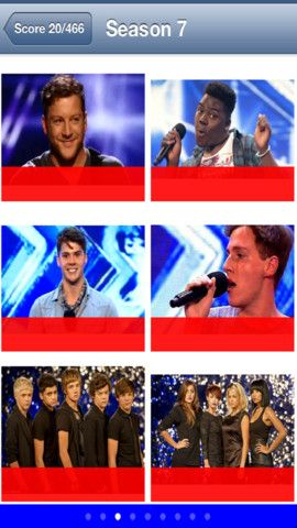 Tv Links X Factor