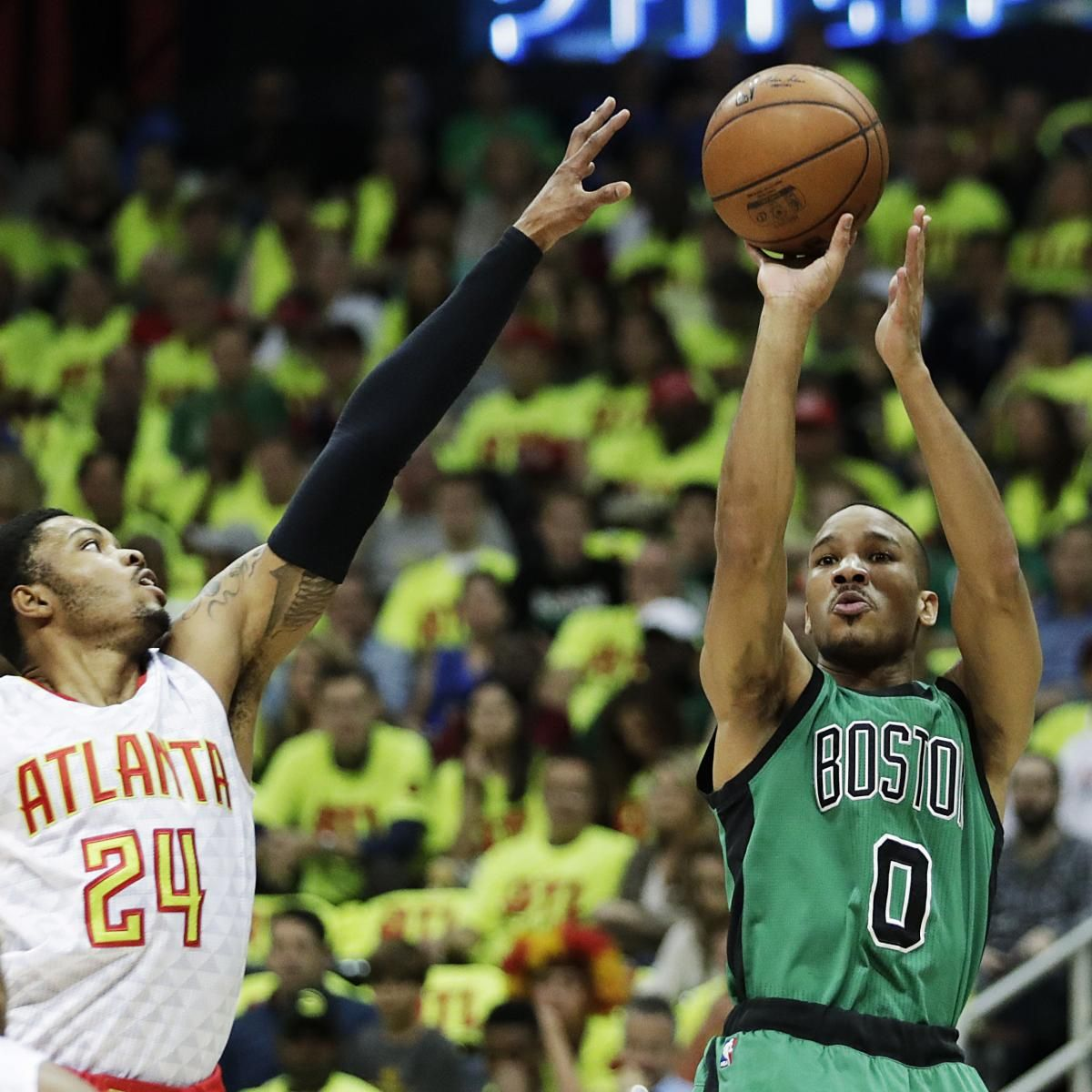 Avery Bradley Reportedly Traded to Detroit Pistons for Marcus Morris - Bleacher Report