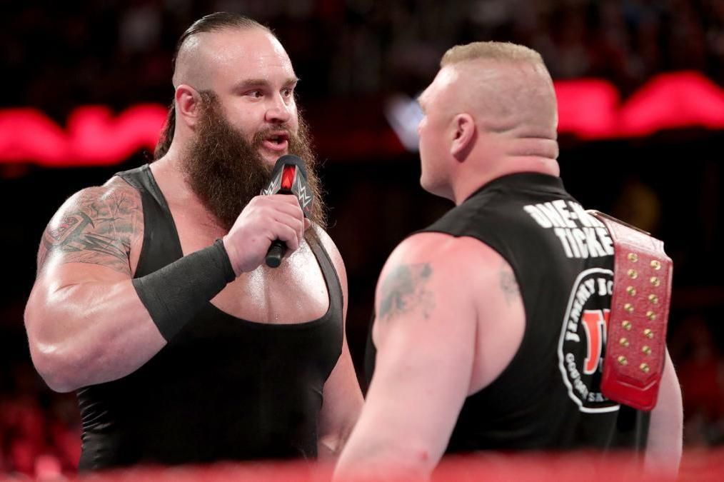 Braun Strowman Emerging as 1 of the Greatest Monsters in WWE History - Bleacher Report