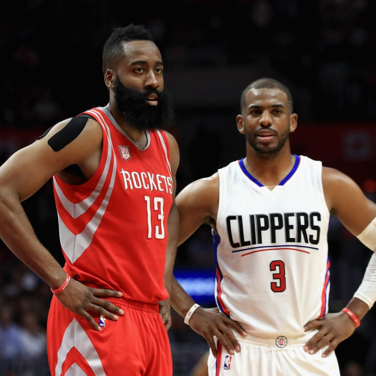 Forget Your Lame 'One Ball' Argument, Rockets Will Make Chris Paul Trade Work - Bleacher Report