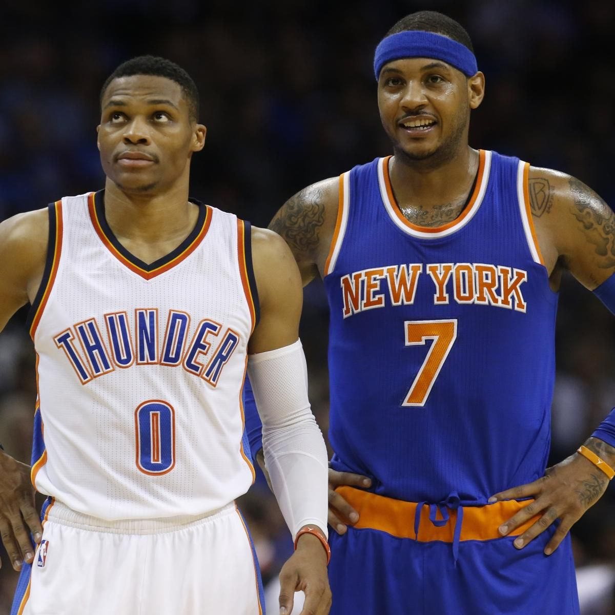 OKC's Big 3 Suddenly Has Fighter's Chance Against Western Conference Elites - Bleacher Report