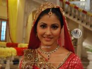 Wallpaper  Hina Khan as Akshara in Ye Rishta Kya Kehlata Hai (104307