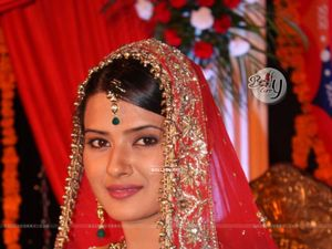 Kratika Sengar At Zee Tv Punar Vivah Serial Launch At Westin Ho