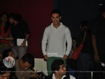 Aamir Khan During His First Television Reality Show Unveiled With The