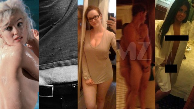 Celebrity Nude Photo Hack Collection
