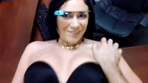 Gonzo porno video demonstrates Google Glass's only good use
