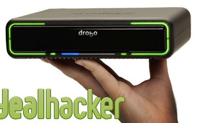 Cheap Drobo Mini, Eye-Fi SD ...
