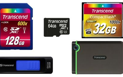 Deep Discounts on Transcend Flash ...