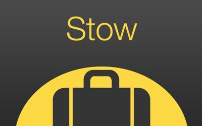 Stow Adds Templates, TripIt Support, ...
