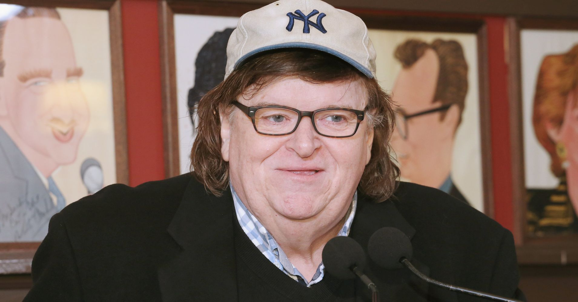 Michael Moore Vows To Defeat Donald Trump With New Documentary - HuffPost