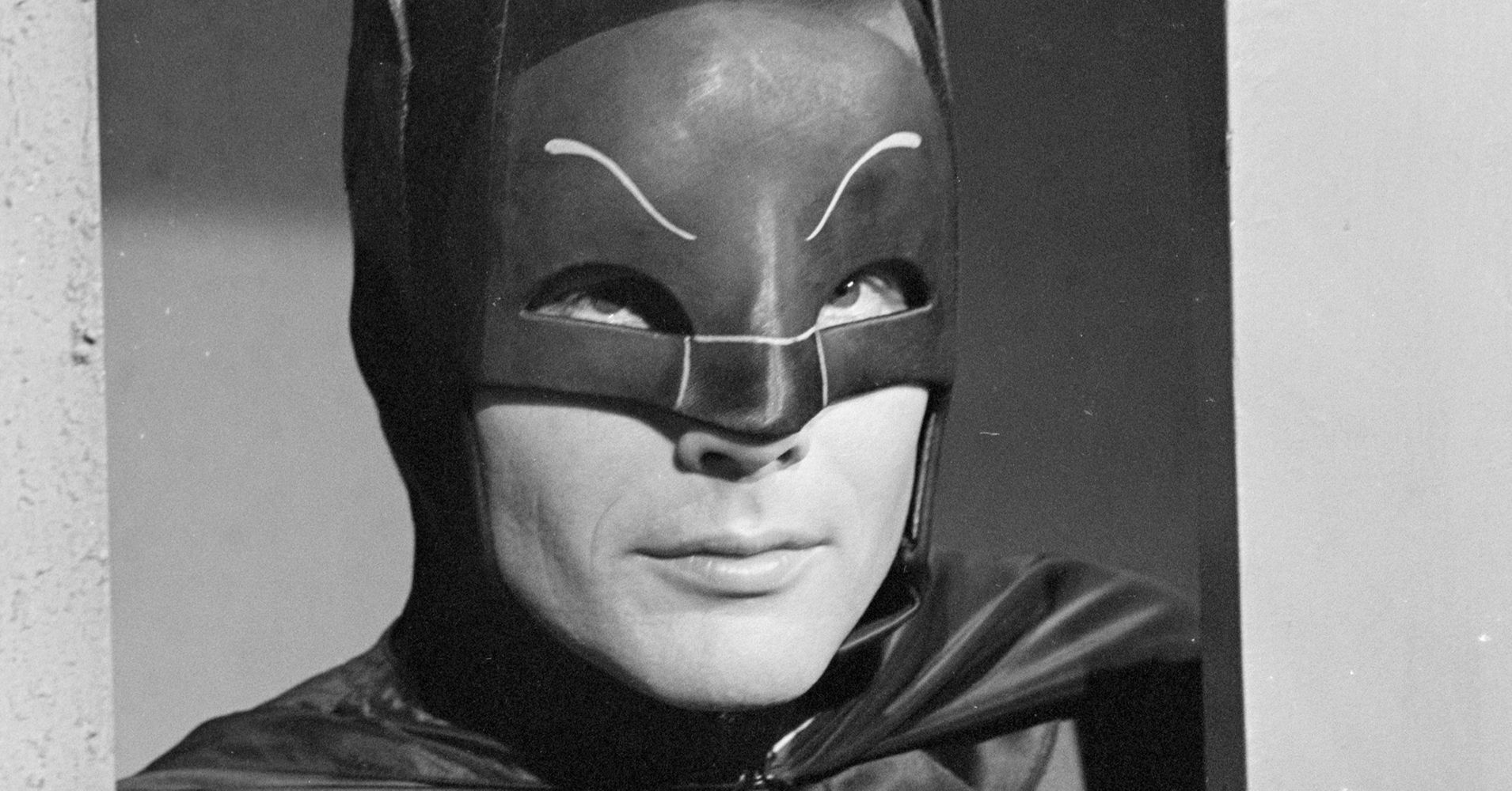 Adam West — A Batman For The Ages - HuffPost