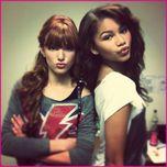 Zendaya Coleman a Bella Thorne fotka