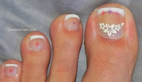 Sparkly Cum Covered Toes