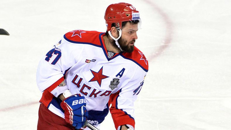 Russian hockey star Alexander Radulov returns to NHL, signs with Montreal Canadiens