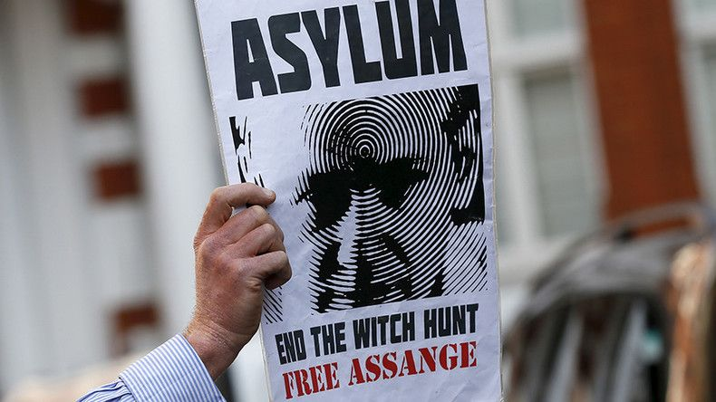 WikiLeaks urges UK govt to say whether it will extradite Assange