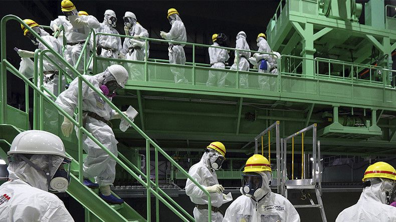 Plutonium detected in urine of 5 workers after accident at Japan's nuclear lab
