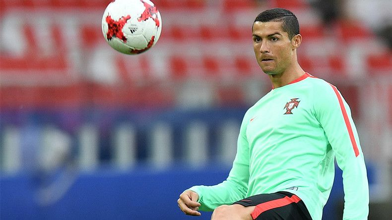 Ronaldo 'focused on Confed Cup success' despite looming Spanish tax charges
