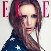 Only The Best | Esther Heesch Goes Americana For Elle Denmark