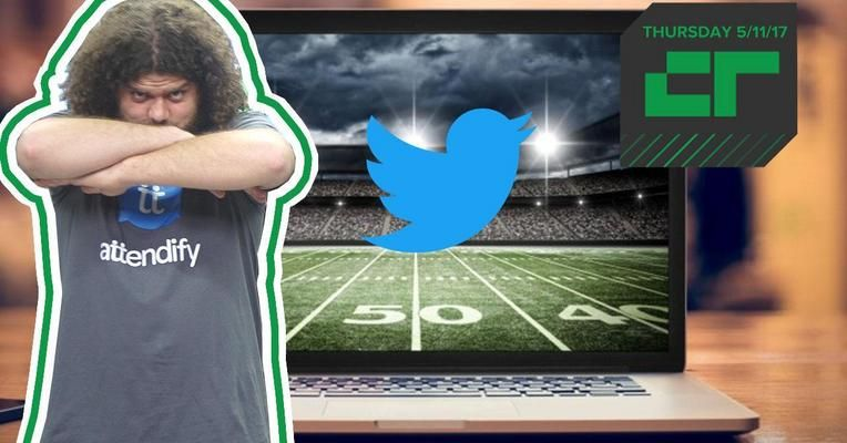 Crunch Report | Twitter's new NFL deal