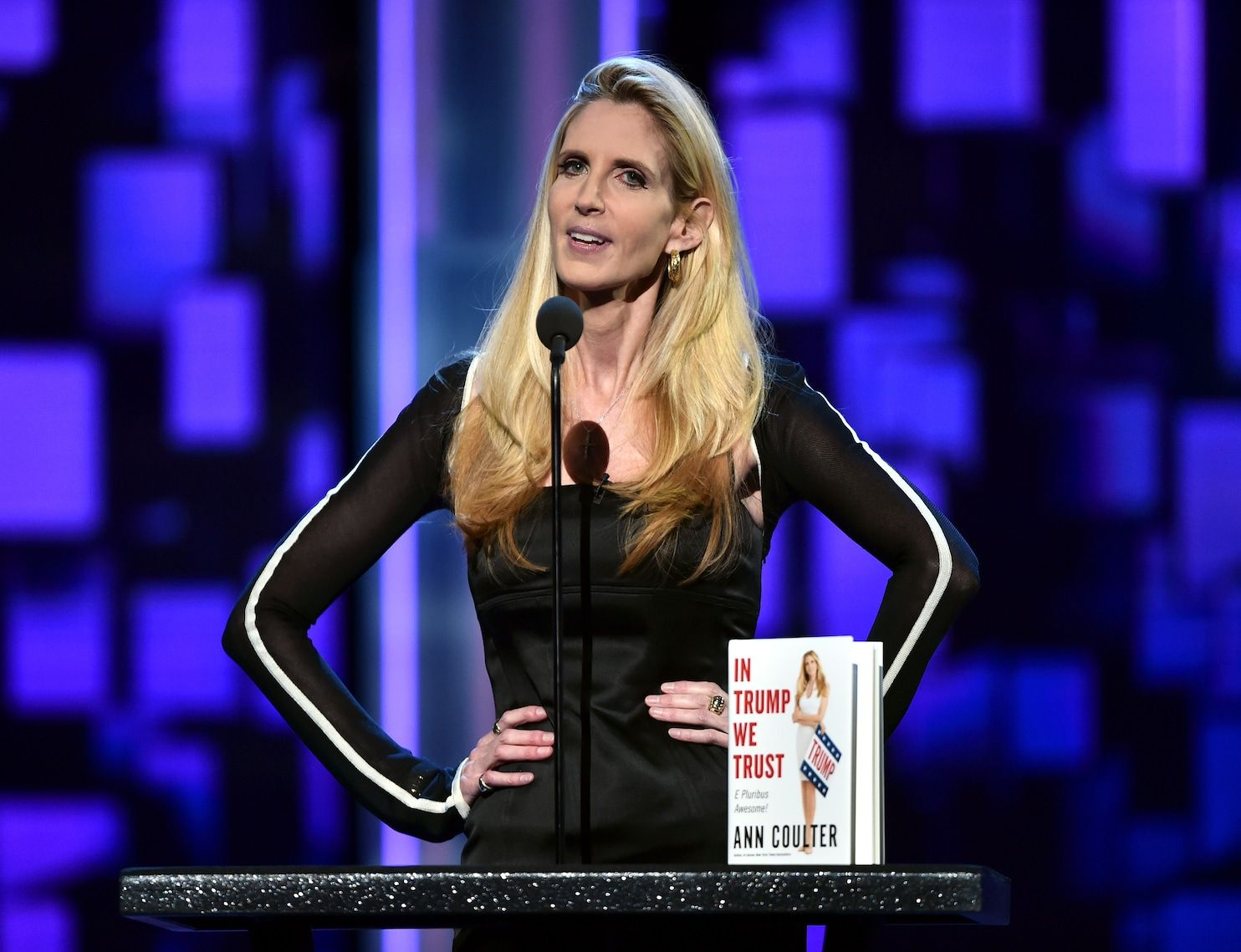 Berkeley reverses decision to cancel speech by conservative pundit Ann Coulter