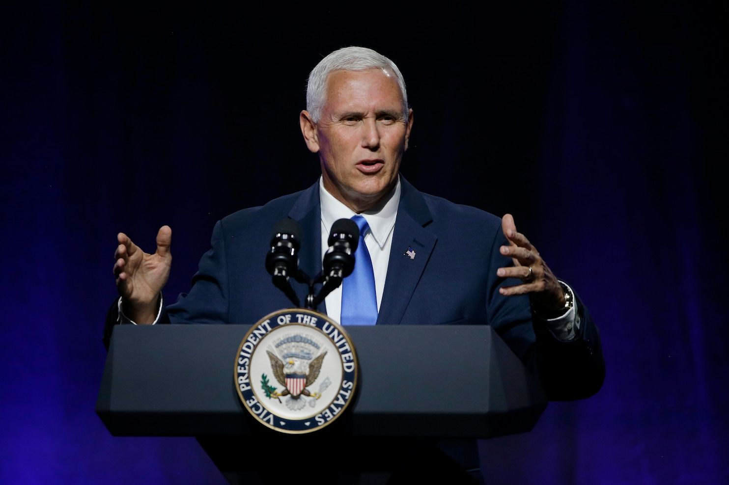 Vice President Pence's bushel of false and misleading claims about health care