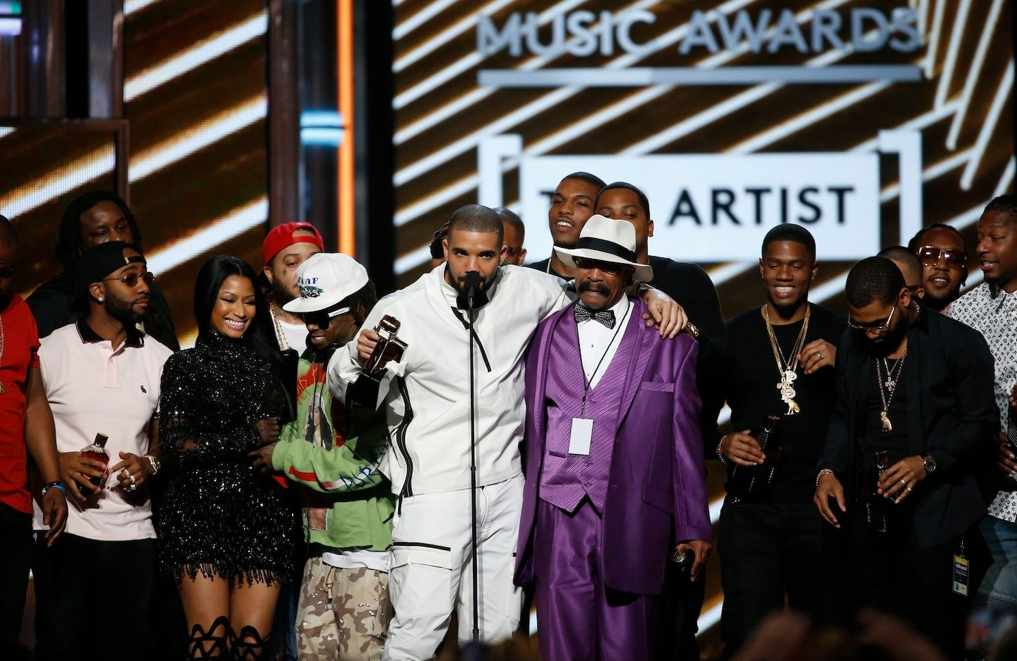 Billboard Music Awards: Top 5 moments, from Drake to Celine Dion; complete list of winners - Washington Post