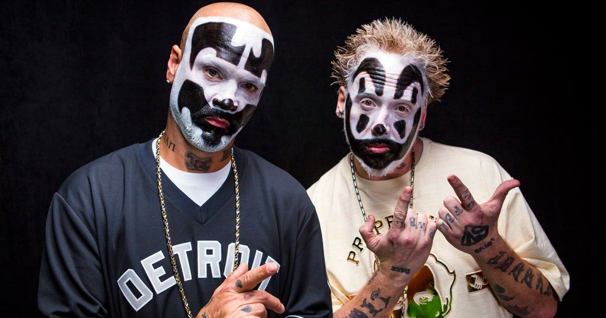 Watch Insane Clown Posse Talk Juggalo March - RollingStone.com