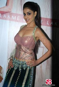 Genelia D'Souza: Gorgeous Bubbly - Lakme Fashion Week 2009 : Fashion