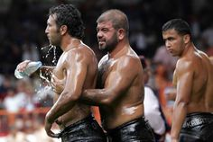 The Kirkpinar Oil Wrestling Festival  Turkey : Sports