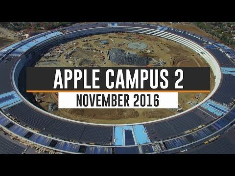 Apple Campus 2 Nearing End of Construction as 'Major Landscape Changes' Take Place